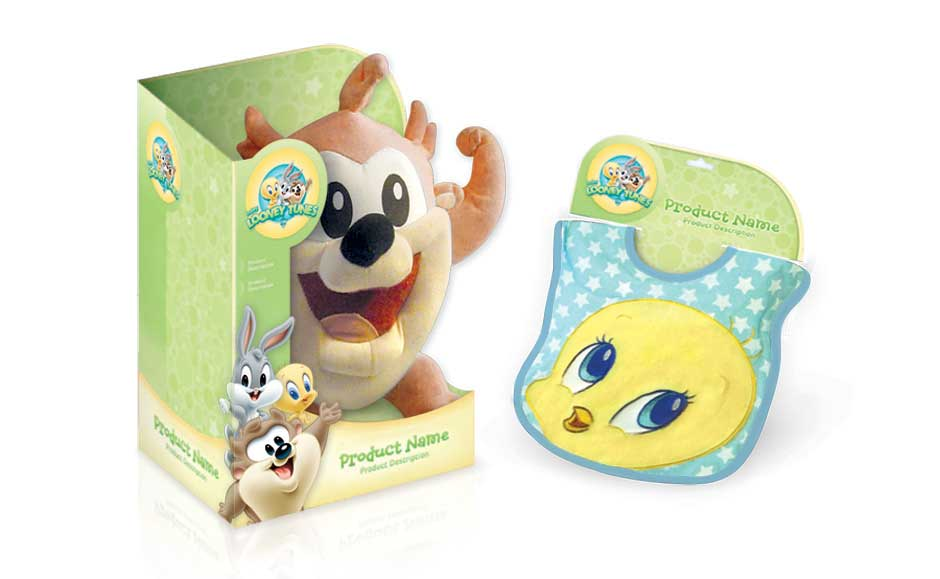 Toy Packaging Designs For Looney Tunes Bystudio