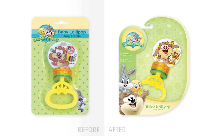 Boy Toys Packaging : Toy packaging designs for looney tunes bystudio