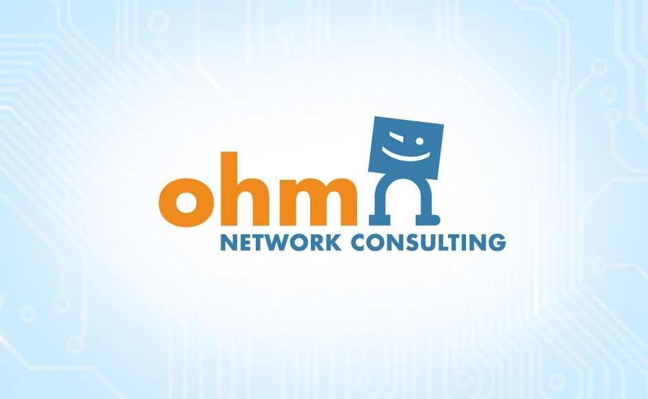Business Logo Design for Ohm