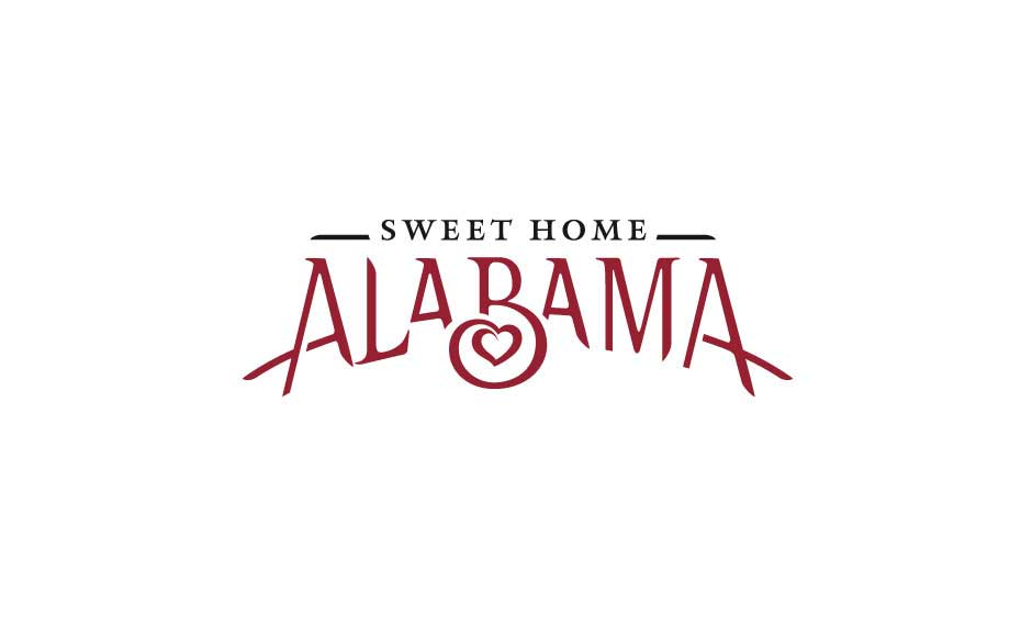 Logo Design For Sweet Home Alabama Movie - BYStudio