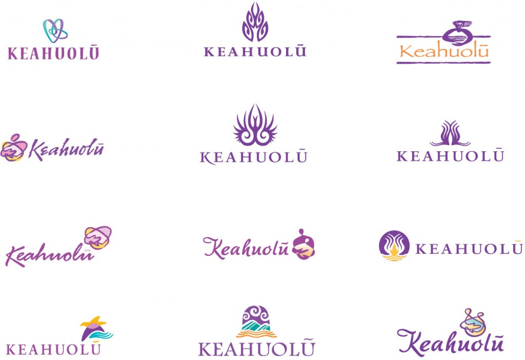 Logo Design Case Study Concepts
