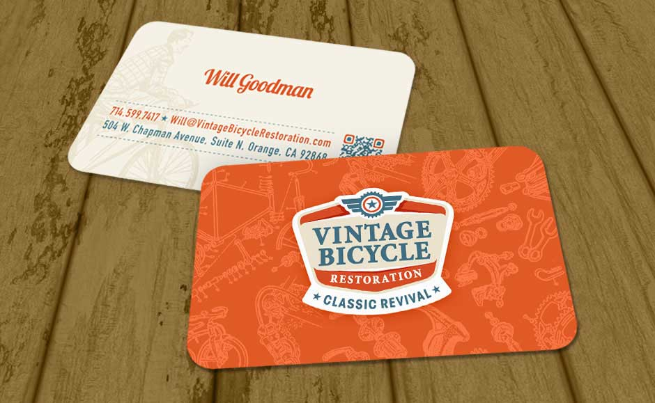 Brand Extension for Vintage Bicycle Restoration