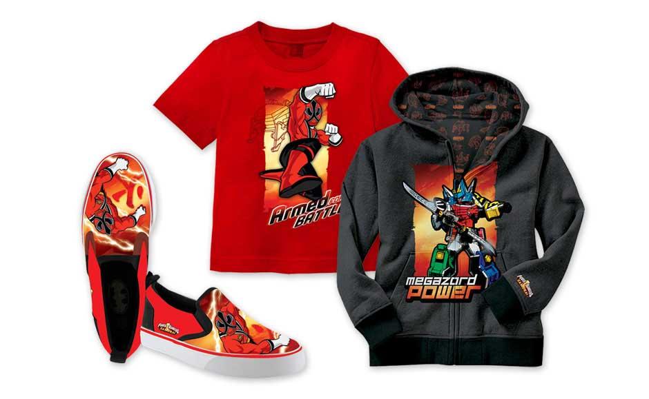 Brand Positioning for Power Rangers