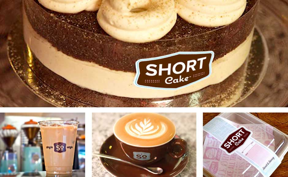 Corporate Branding for Short Cake