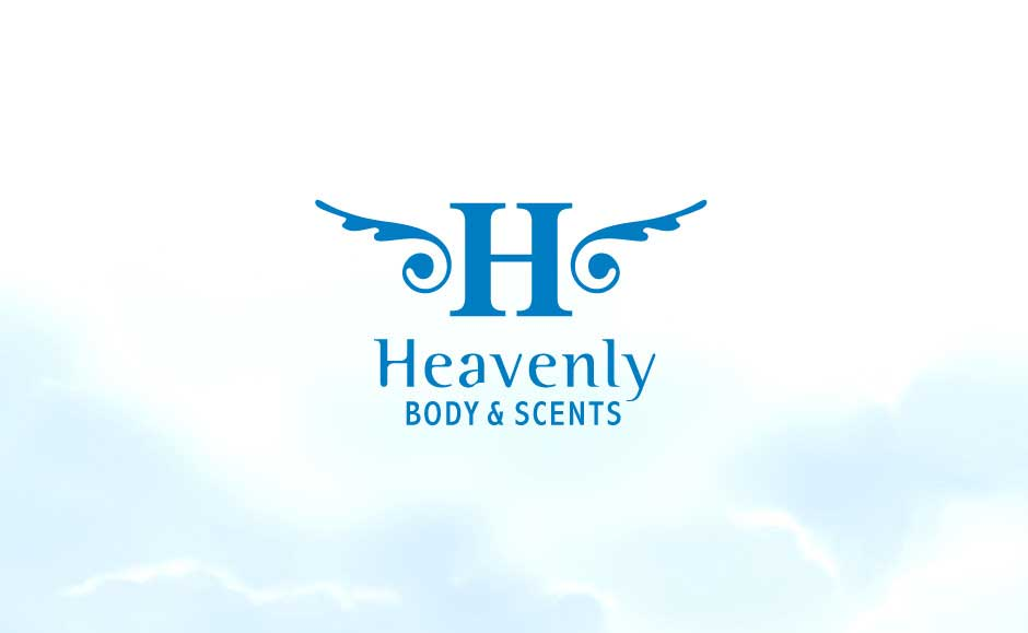Logo Package Design for Heavenly Scents