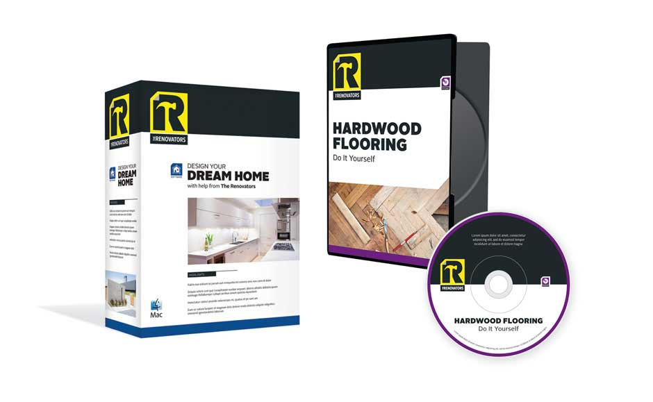 Product Package Design and Branding for Renovator