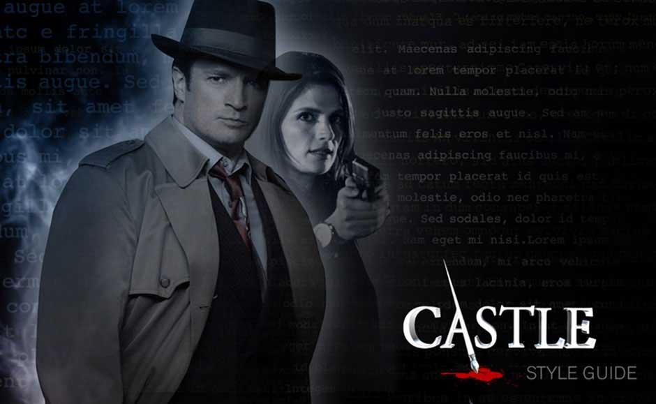 Brand Design for Castle TV Show