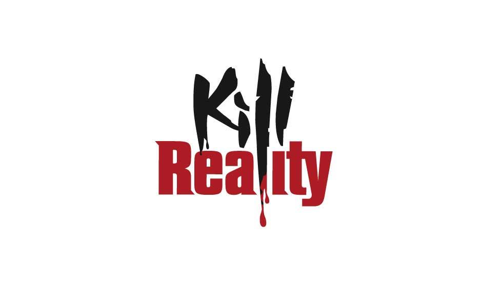 Logo Design for Kill Reality TV Show