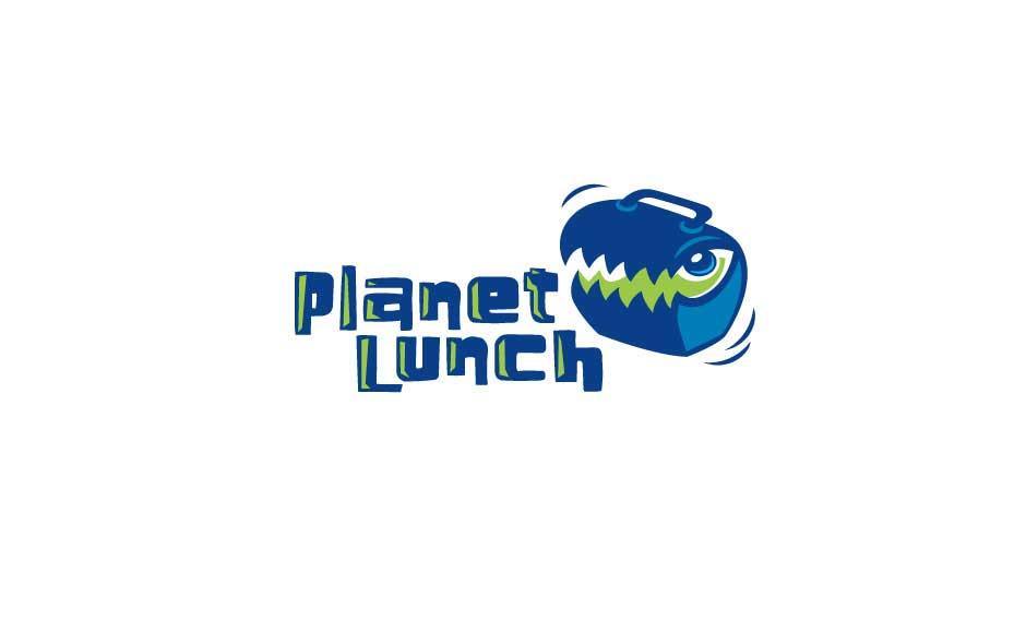 Brand Logo Design for Planet Lunch